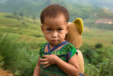 Vietnam child face