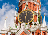 The Kremlin Clock or Kremlin chimes is a historic clock on the Spasskaya Tower of the Moscow Kremlin