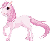 Pink Horse - 124027670