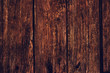 Rustic weathered wooden flooring surface texture