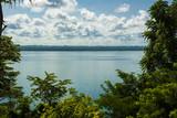 Guatemala, lago Peten Itza. lake