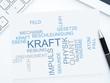 Постер, плакат: Kraft