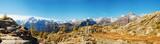 Panoramica della Testata dell Valmalenco (IT)
