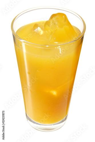 Poster オレンジジュース
