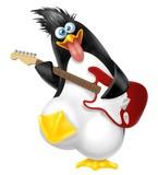 Pinguino rock