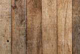 Brown wooden wall texture background - 124239218