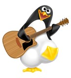 Pinguino rock