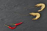 Luxury Golden Shrimps