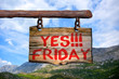 yes!!! Friday