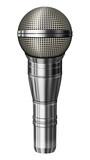Microphone – 3D illustration