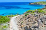 Cami de Cavalls - famous pathway around Menorca