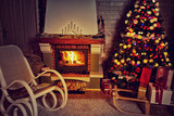 Christmas home.