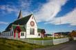 St. Paul's Anglican Church in Trinity, Newfoundland