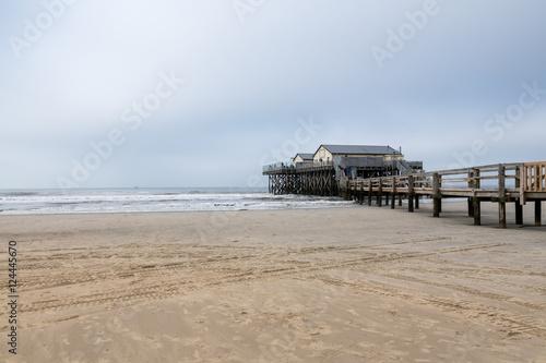 Fotobehang Noordzee Küstenlandschaften