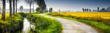 paesaggio rurale in campagna - 124445803