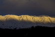 Yukon Mountains Alpenglow