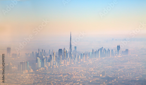 In de dag Dubai Dubai