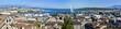 Panoramic view of Geneva, Switzerland