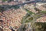 Istanbul city aeral view, Turkey