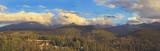 Beautiful view of the Polish Tatras