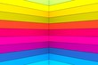 abstract colorful background 3d illustration