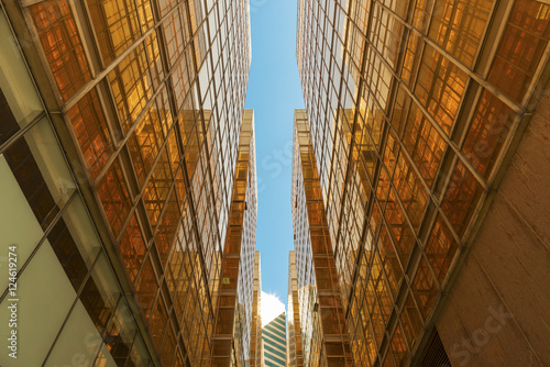 Building abstract - 124619274