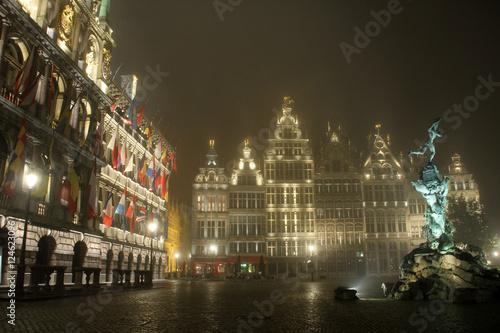 Fotobehang Antwerpen Antwerpen