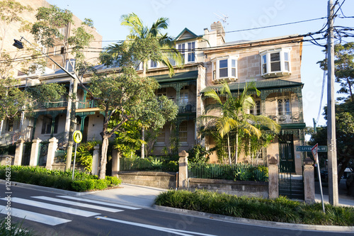 Poster Victorian huse in Sydney