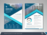 Presentation flyer concept