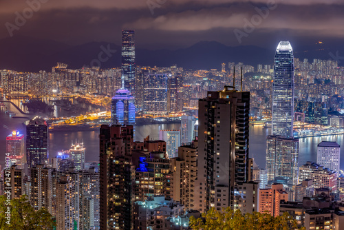 Poster, Tablou Hongkong