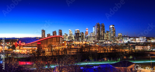 Calgary's Scotiabank Saddledome