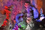 Caves in Guilin, Guangxi Provine, China