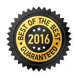 Best of the Best 2016 sticker