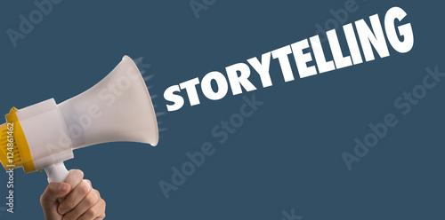 Poster Storytelling