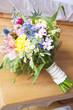 Leinwanddruck Bild - Wildblumenstrauss