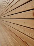 wood façade