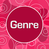 Genre Abstract Pink Background