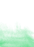 Mint watercolor background - 124991019