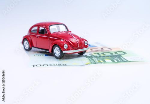 Autokosten Poster