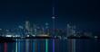 Toronto Night Skyline