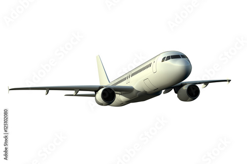 Fototapeta Flugzeug
