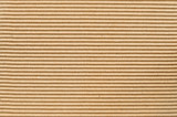 Brown corrugated cardboard useful as a background - 125121241