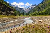 Gran Paradiso Nationalpark im Aostatal, Italien