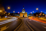 Bialystok city at Night - 125223852