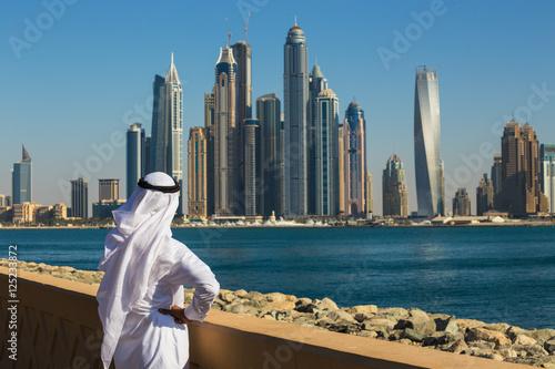 Papiers peints Dubai Dubai Marina. UAE