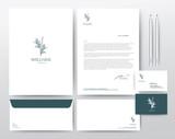 Fototapety Corporate Identity Template, Modern Vector illustration