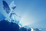 Beautiful angel in heaven - 125260261
