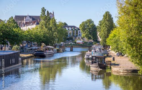 Bords de l'Erdre, Nantes