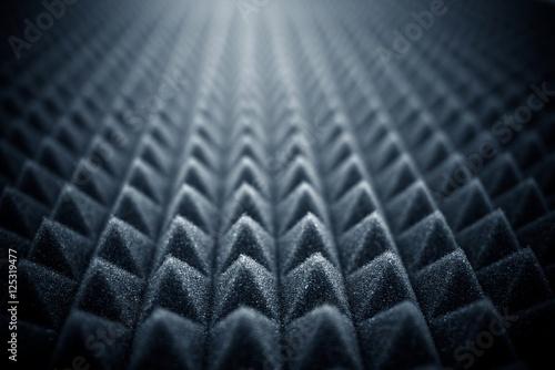 Fototapeta Acoustic Foam Concept