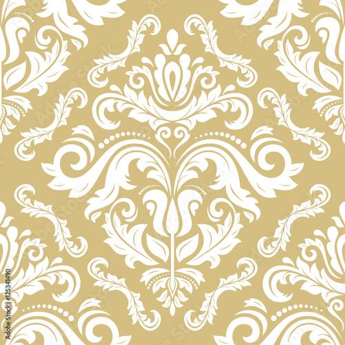damasse-vecteur-classique-motif-blanc-et-or-abstrait-sans-couture-avec-elements-repetes